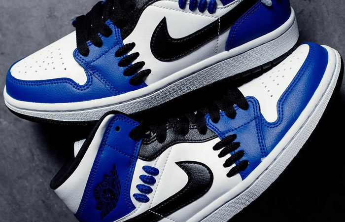 Jordan 1 Mid SE Sisterhood Royal Blue CV0152-401 07