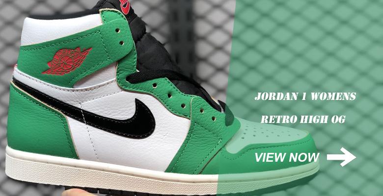 Jordan 1 Womens Retro High OG Lucky Green DB4612-300