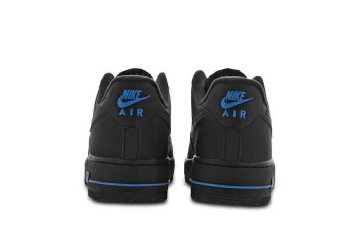 Nike Air Force 1 07 LV8 Black Dark Blue DC9558-001 04