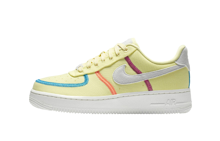 Nike Air Force 1 LX Light Lime CK6572-700 01