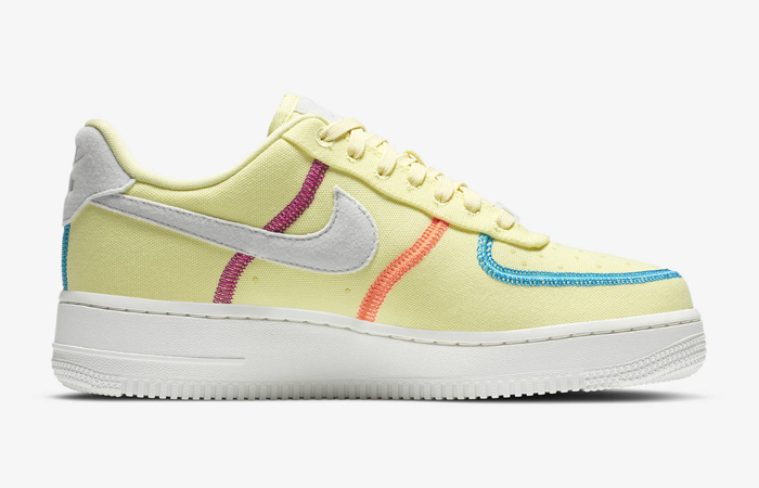 Nike Air Force 1 LX Light Lime CK6572-700 03