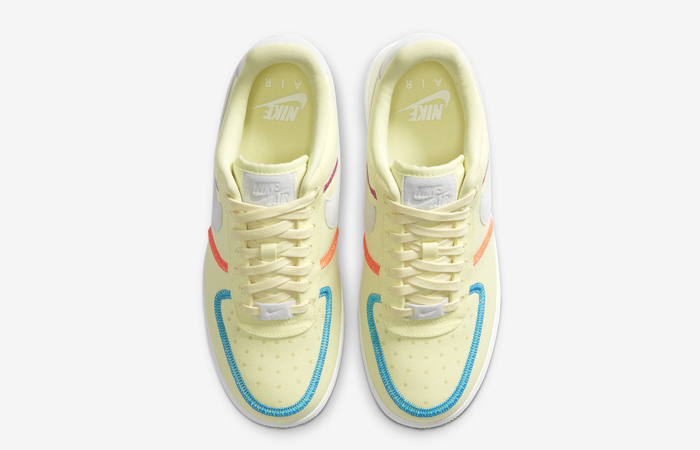 Nike Air Force 1 LX Light Lime CK6572-700 04