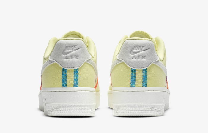 Nike Air Force 1 LX Light Lime CK6572-700 05