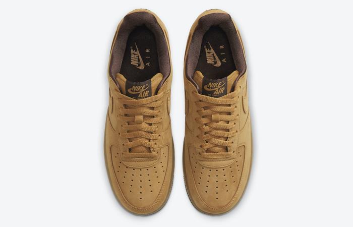 Nike Air Force 1 Low Dark Mocha DC7504-700 07