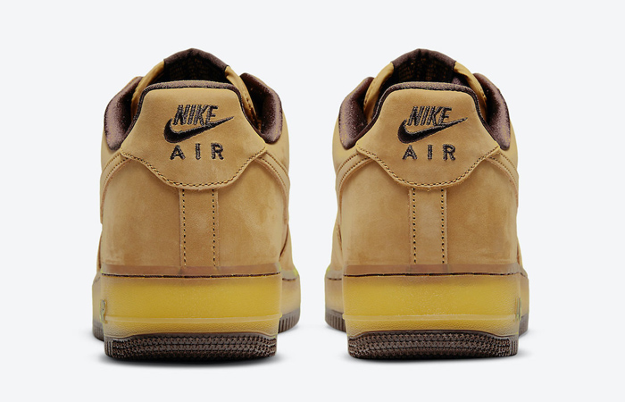 Nike Air Force 1 Low Dark Mocha DC7504-700 08