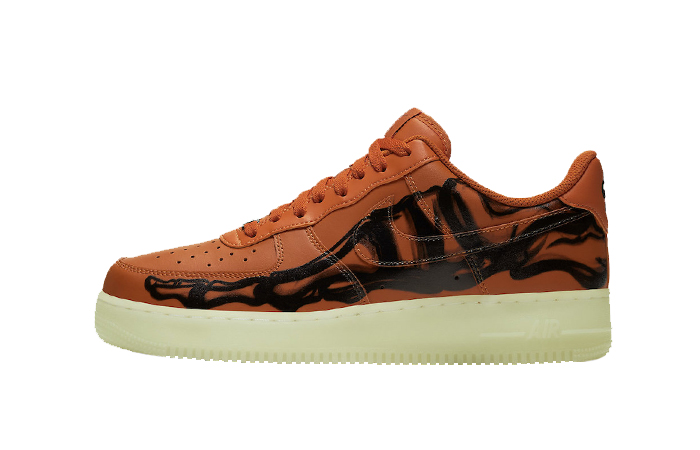 Nike Air Force 1 Skeleton Starfish CU8067-800 01