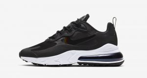 Nike Air Max 270 React Black Is Only £70 At Nike UK!! 01