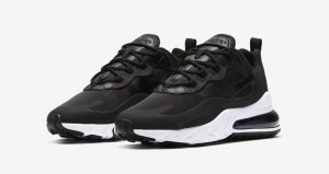 Nike Air Max 270 React Black Is Only £70 At Nike UK!! 02