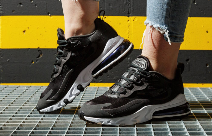 Nike Air Max 270 React Black Is Only £70 At Nike UK!! f