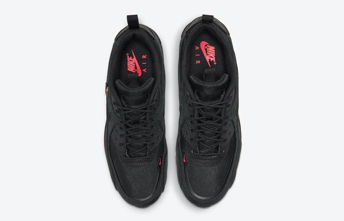 Nike Air Max 90 Black Infrared CQ7743-001 03