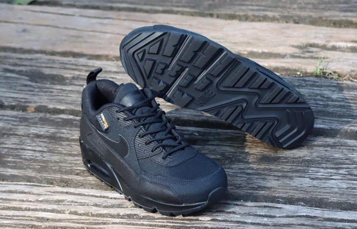 Nike Air Max 90 Black Infrared CQ7743-001 06