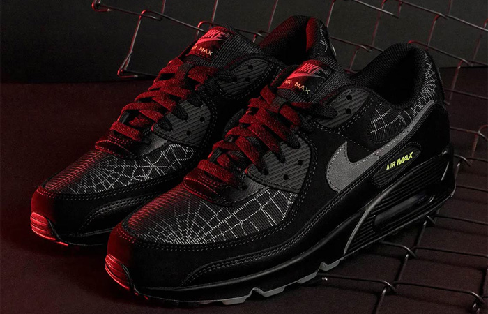 Nike Air Max 90 Halloween DC3892-001 07