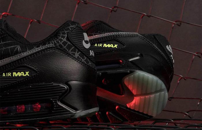 Nike Air Max 90 Halloween DC3892-001 08