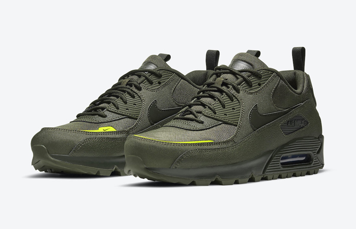 Nike Air Max 90 Surplus Cargo Khaki CQ7743-300 02