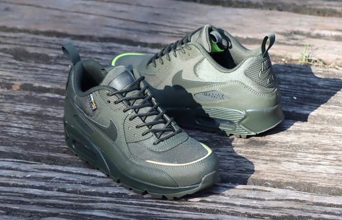 Nike Air Max 90 Surplus Cargo Khaki CQ7743-300 06