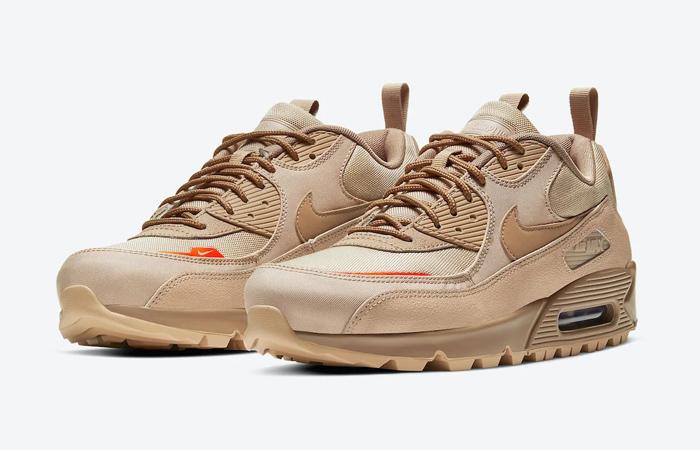 Nike Air Max 90 Surplus Desert Sand CQ7743-200 03