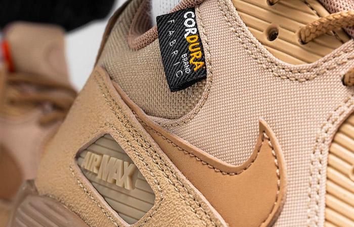 Nike Air Max 90 Surplus Desert Sand CQ7743-200 on foot 02