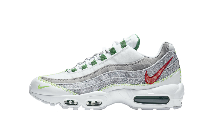 Nike Air Max 95 NRG Grey Green CU5517-100 01