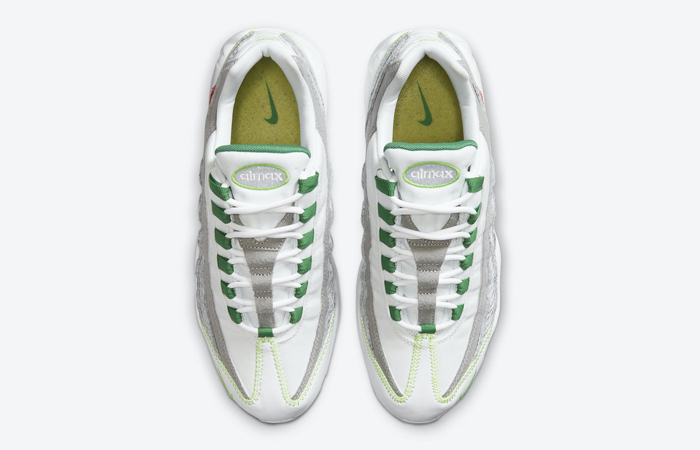 Nike Air Max 95 NRG Grey Green CU5517-100 04