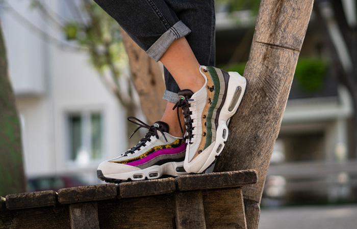 Nike Air Max 95 Velvet Brown Olive Grey Is Only £90 At Offspring ft