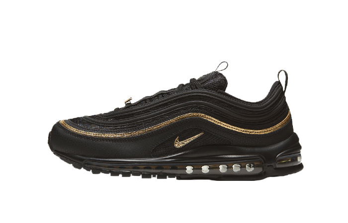 Nike Air Max 97 Black Metallic Gold DC2190-001 01