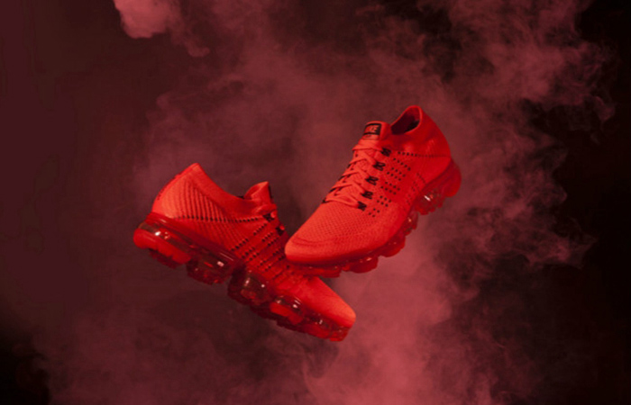 Nike Air Vapormax 2020 Flyknit Team Red CT1823-600 02