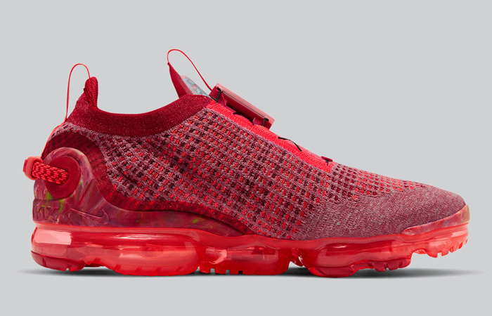 Nike Air Vapormax 2020 Flyknit Team Red CT1823-600 04