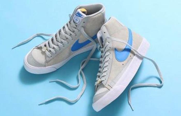 Nike Blazer Mid '77 Grey Blue CV8927-001 04