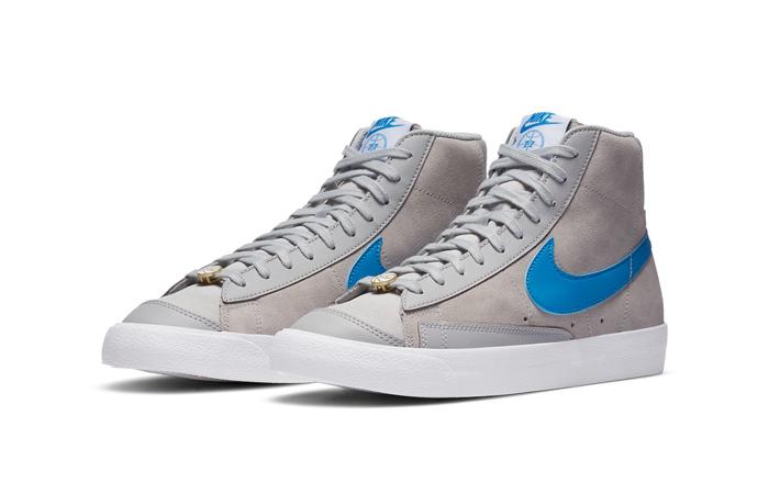 Nike Blazer Mid '77 Grey Blue CV8927-001 05