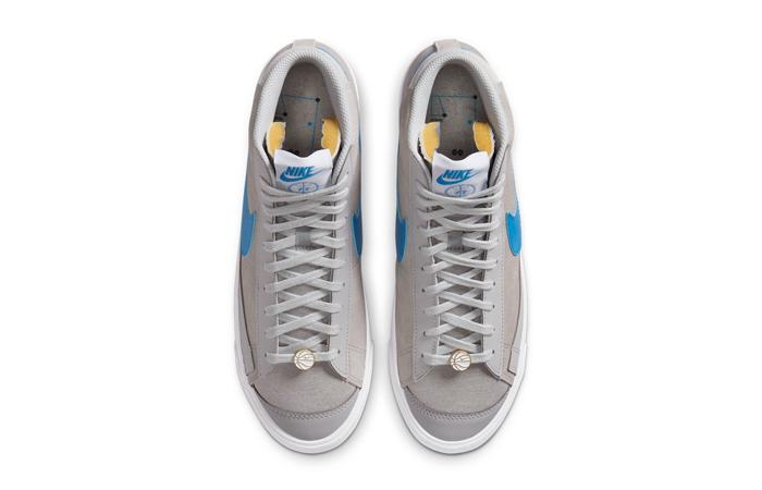 Nike Blazer Mid '77 Grey Blue CV8927-001 07