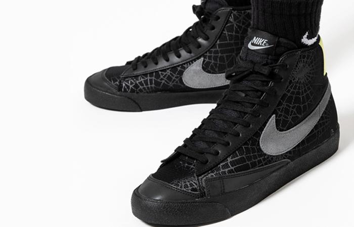 Nike Blazer Mid 77 Halloween DC1929-001 on foot 01