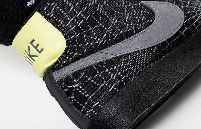 Nike Blazer Mid 77 Halloween DC1929-001 on foot 03