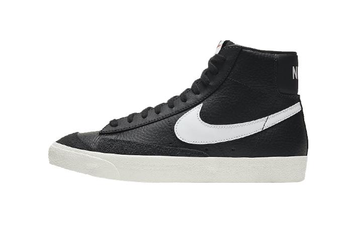 Nike Blazer Mid 77 Vintage Black BQ6806-002 01