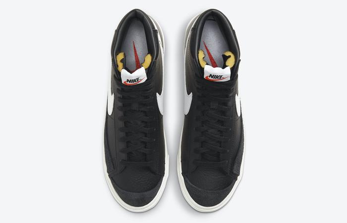 Nike Blazer Mid 77 Vintage Black BQ6806-002 07