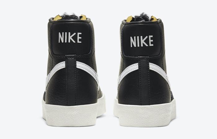 Nike Blazer Mid 77 Vintage Black BQ6806-002 08