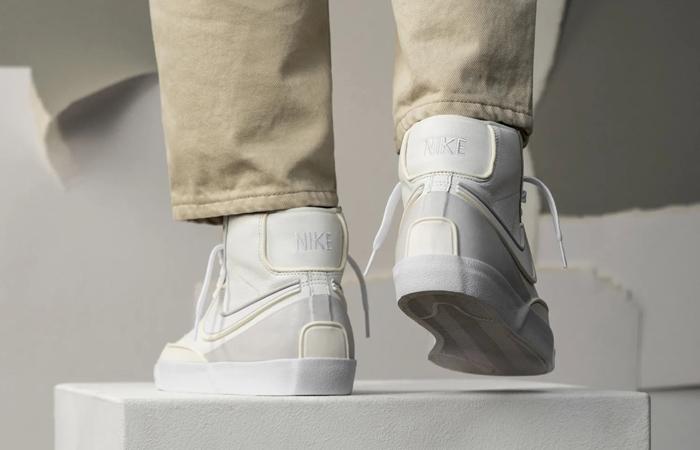 Nike Blazer Mid Vintage 77 DMSX Summit White DA7233-101 on foot 03