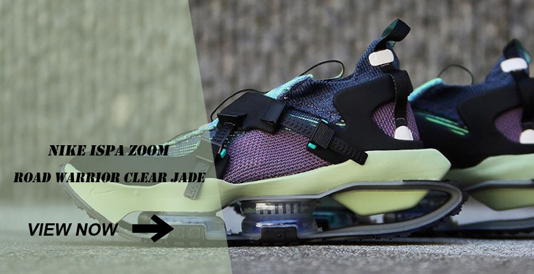 Nike ISPA Zoom Road Warrior Clear Jade