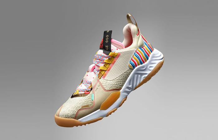 Nike Jordan Delta Beach Dark Sulphur CZ8152-200 02