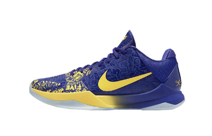 Nike Kobe 5 Protro 5 Rings Purple Gold CD4991-400 01