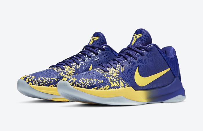 Nike Kobe 5 Protro 5 Rings Purple Gold CD4991-400 04