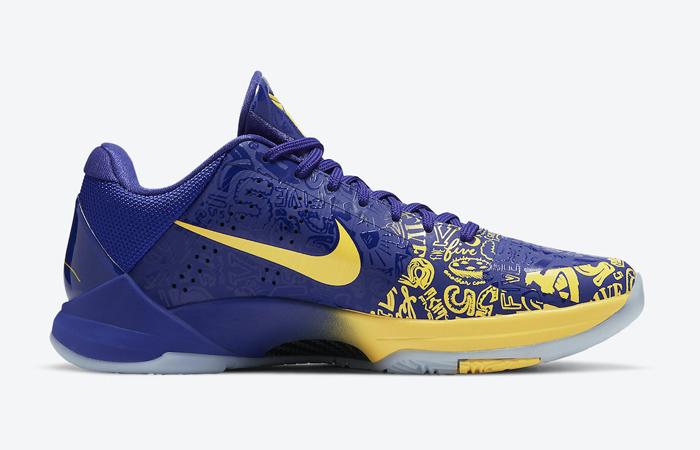 Nike Kobe 5 Protro 5 Rings Purple Gold CD4991-400 05