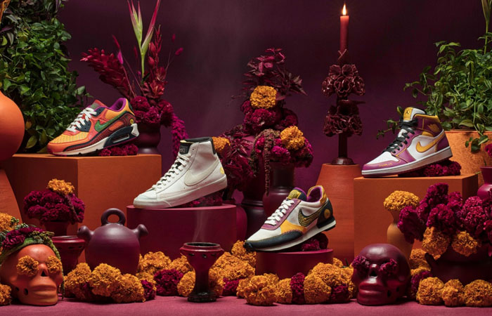 Nike Reveals This Year's Día de Muertos Collection f