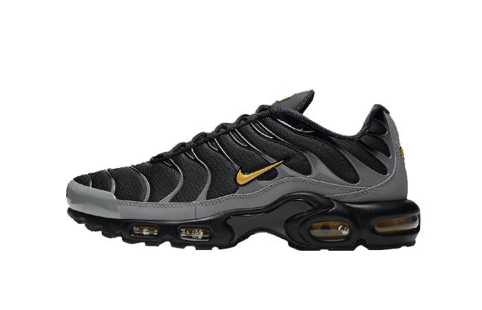 Nike Tuned 1 Black Laser Orange DC0956-001 01