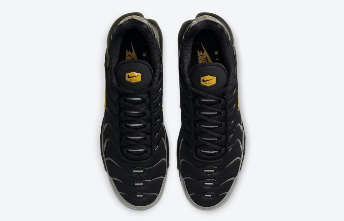 Nike Tuned 1 Black Laser Orange DC0956-001 03