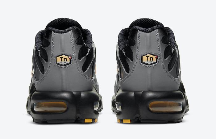 Nike Tuned 1 Black Laser Orange DC0956-001 04