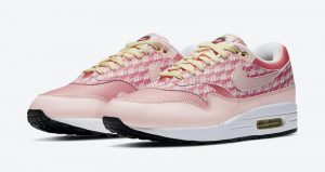 Official Images Leaked For The Nike Air Max 1 Strawberry Lemonade 01