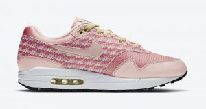 Official Images Leaked For The Nike Air Max 1 Strawberry Lemonade 02