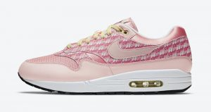Official Images Leaked For The Nike Air Max 1 Strawberry Lemonade