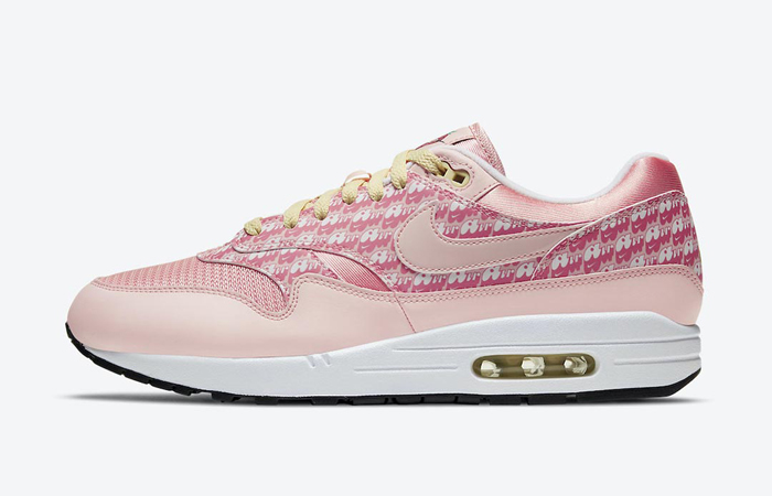 Official Images Leaked For The Nike Air Max 1 Strawberry Lemonade f