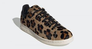 """Official Look At The adidas Stan Smith Recon """"Leopard"""" 01"""